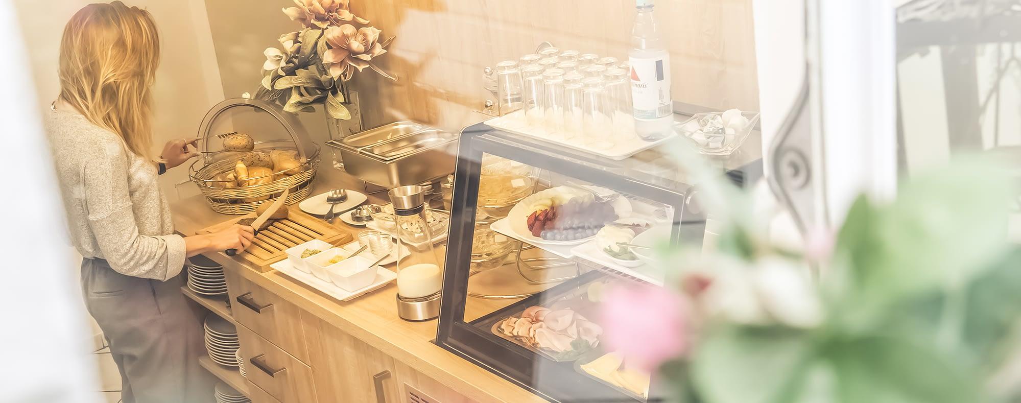 Hotel Carlton Mayfair Frühstück