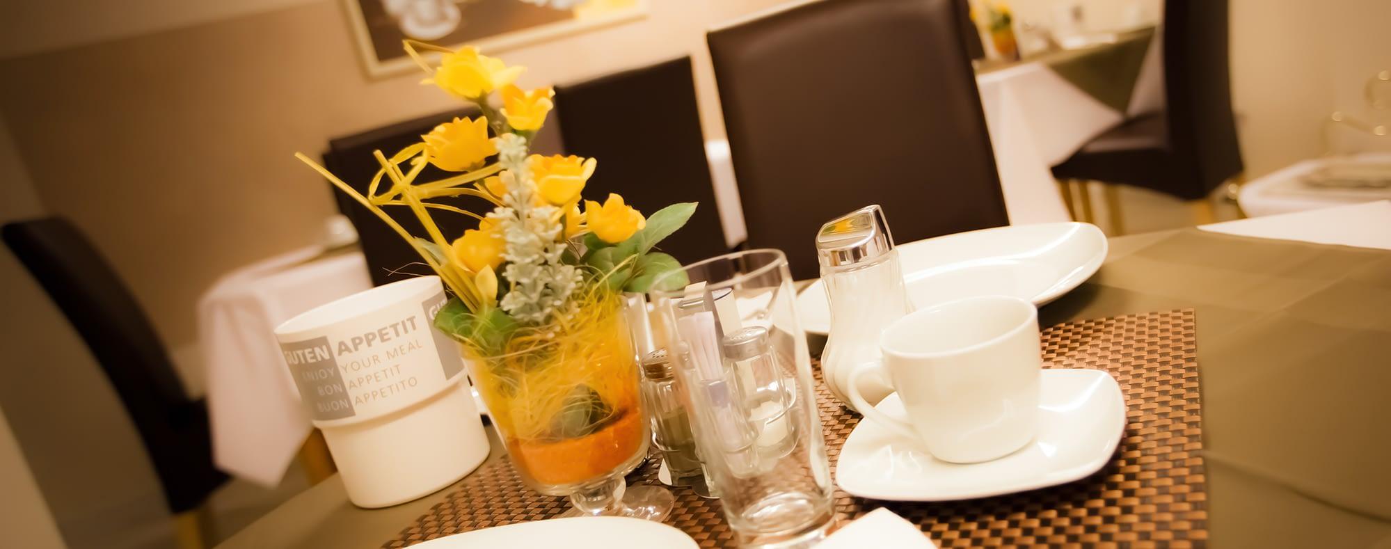Hotel Carlton Mayfair Frühstücksraum