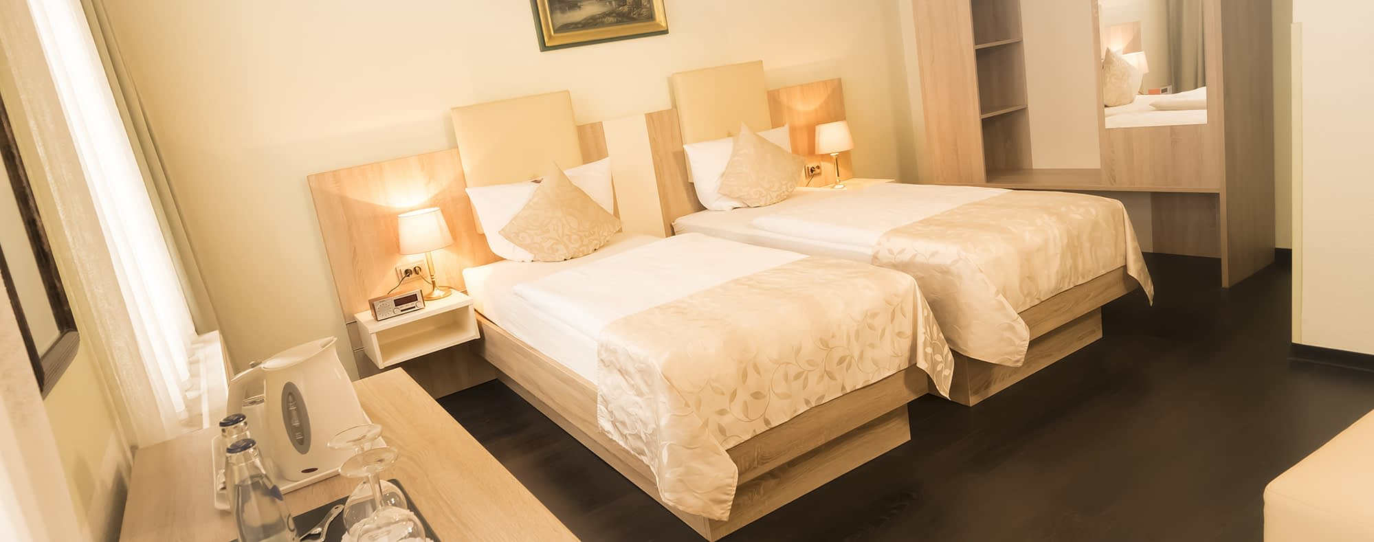 Hotel Carlton Mayfair Zimmer